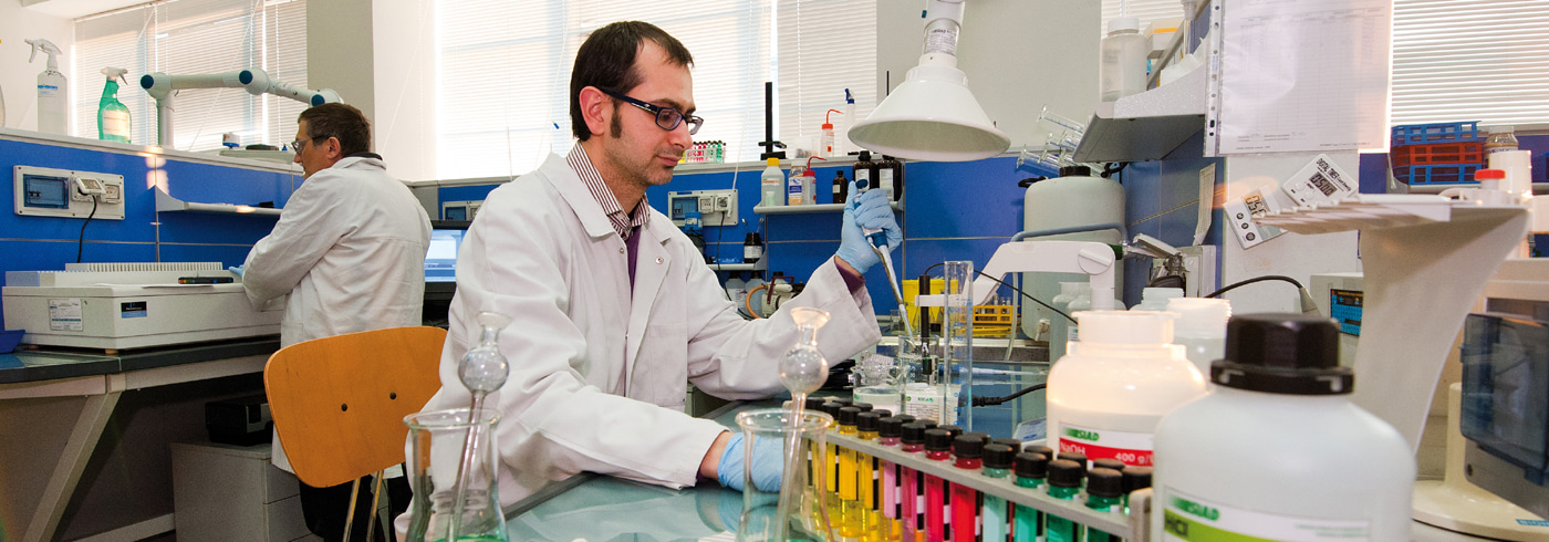 Chemicals Lab